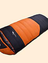 Недорогие -Beckles Спальный мешок на открытом воздухе 5-20 °C Сумочка Багет Прямоугольный Гусиный пух Пух белой утки