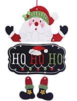 preiswerte -Dekoration Urlaub Kunststoff Quadratisch Neuartige Weihnachtsdekoration