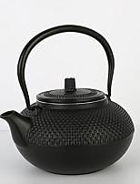 Недорогие -Чугун Heatproof / Чайный нерегулярный 1шт чайник