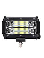 Недорогие -Lights Maker 1 шт. Мотоцикл / Автомобиль Лампы 72 W SMD 3030 24 Светодиодная лампа Противотуманные фары Назначение Универсальный / Мотоциклы Все года