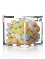 Недорогие -Кубик пластик Фавор держатель с Комбинация материалов Коробочки - 12шт