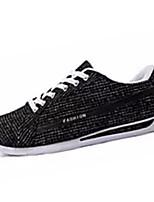 cheap -Men's Linen Fall Comfort Sneakers White / Black / Beige