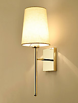 cheap -Modern / Contemporary Wall Lamps & Sconces Living Room / Indoor Metal Wall Light 220-240V 40 W