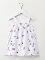 cheap -Kids / Toddler Girls' Animal / Cartoon Sleeveless Dress