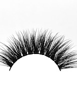 cheap -Eyelash Extensions 2 pcs Portable Volumized Curly Animal wool eyelash Event / Party Daily Wear Thick - Makeup Daily Makeup Halloween Makeup Party Makeup Professional Trendy Cosmetic Grooming Supplies