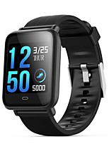 cheap -Smart Bracelet Smartwatch Q9 for Android iOS Bluetooth Heart Rate Monitor Blood Pressure Measurement Touch Screen Calories Burned Exercise Record Timer Stopwatch Pedometer Call Reminder / Alarm Clock