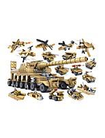 Недорогие -Конструкторы 134-180 pcs Фокусная игрушка Веселая Все Мальчики Девочки Игрушки Подарок