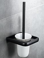Недорогие -Держатель для ёршика Новый дизайн / Cool Современный Алюминий 1шт Держатели для туалетной щетки На стену
