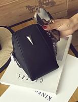 Недорогие -Жен. Мешки PU Мобильный телефон сумка Однотонные Лиловый / Светло-серый / Винный