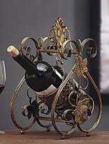 Недорогие -1шт Металл Модерн / Простой стиль для Украшение дома, Подарки / Домашние украшения Дары