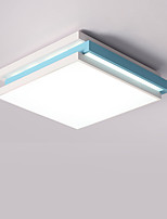 baratos -Montagem do Fluxo Luz Descendente - Proteção para os Olhos, Criativo, Novo Design, 220-240V, Branco Quente / Branco, Fonte de luz LED incluída