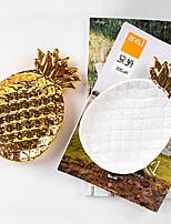abordables -1 pièce Porcelaine Mignon / Créatif Plateau, Vaisselle