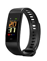 cheap -Smartwatch Smart Bracelet Smartwatch JSBP-Y5 for Android iOS Bluetooth Sports Heart Rate Monitor Blood Pressure Measurement Touch Screen Calories Burned Pedometer Call Reminder Activity Tracker Sleep