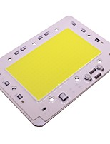 cheap -1pc SMD LED / COB Luminous LED Chip Aluminum for DIY LED Flood Light Spotlight 100 W