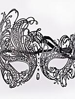 preiswerte -Urlaubsdekoration Halloween-Dekorationen Halloween-Masken Dekorativ Silber 1pc