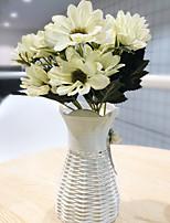 Недорогие -Искусственные Цветы 1 Филиал Классический Модерн / Простой стиль Ромашки