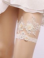 cheap -Lace Wedding / Lace Wedding Garter With Lace / Hollow-out Garters Wedding / Special Occasion