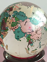 Недорогие -Мировые Глобусы Стекло Классический Круглые Для дома
