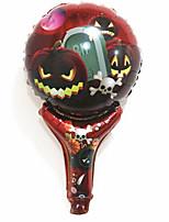baratos -Decorações de férias Decorações de Halloween Halloween Entertaining / Objetos de decoração Decorativa / Legal Vermelho Escuro 1pç