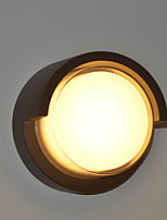 billige -Moderne / Nutidig Væglamper Stue / Spisestue Metal Væglys 220-240V 12 W