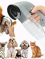 Недорогие -Собаки / Коты Чистка Расчески / Щетки На каждый день Серый