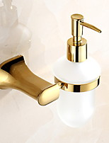 cheap -Soap Dispenser New Design / Cool Contemporary Brass 1pc Wall Mounted