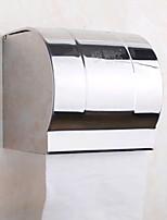 Недорогие -Держатель для туалетной бумаги Новый дизайн / Cool Современный Нержавеющая сталь / железо 1шт Держатели для туалетной бумаги