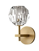 baratos -CXYlight Cristal Moderno / Contemporâneo Sala de Estar / Sala de Jantar Metal Luz de parede IP20 110-120V / 220-240V