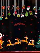 Недорогие -Рождественские украшения Праздник / Мультяшная тематика PVC Квадратный Оригинальные Рождественские украшения