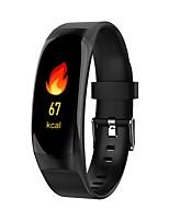 preiswerte -Smart-Armband MK04 für Android Bluetooth Sport Wasserfest Herzschlagmonitor Blutdruck Messung Touchscreen Schrittzähler Anruferinnerung AktivitätenTracker Schlaf-Tracker / Verbrannte Kalorien / iOS