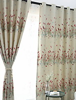 cheap -Kids Curtains Kids Room Geometric Polyester Printed