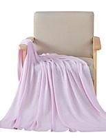 baratos -Super Suave, Impressão Reactiva Pontos Bambu / Algodão cobertores