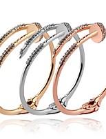 cheap -Women's Vintage Style Bracelet Bangles - Mini, Creative Fashion Bracelet Gold / Silver / Rose Gold For Daily