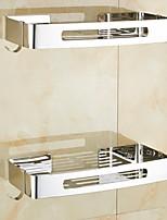 Недорогие -Держатель для полотенец Новый дизайн / Cool Современный Нержавеющая сталь / железо 1шт Двуспальный комплект (Ш 200 x Д 200 см) На стену