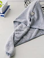 abordables -Qualité supérieure Serviette de bain, Géométrique Polyester / Coton Salle de  Bain 2 pcs