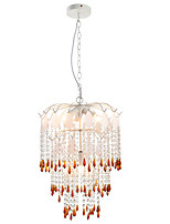 cheap -ZHISHU 4-Light Crystal / Novelty Chandelier Ambient Light - Mini Style, Creative, New Design, 110-120V / 220-240V Bulb Not Included