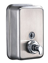 cheap -Soap Dispenser New Design / Cool Contemporary Stainless Steel / Iron 1pc - Hotel bath Toilet Paper Holders Wall Mounted