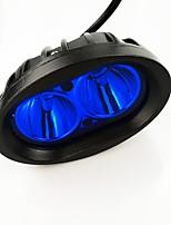 Недорогие -1 шт. Нет Автомобиль Лампы 20 W Высокомощный LED 2000 lm 2 Светодиодная лампа Внешние осветительные приборы Назначение Универсальный Универсальный Все года