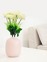 Недорогие -Искусственные Цветы 1 Филиал Классический Простой стиль / Пастораль Стиль Хризантема Букеты на стол