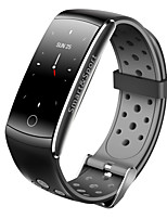 cheap -Smart Bracelet Smartwatch JSBP-Q8S for Android iOS Bluetooth Waterproof Heart Rate Monitor Blood Pressure Measurement Touch Screen Calories Burned Timer Pedometer Call Reminder Activity Tracker