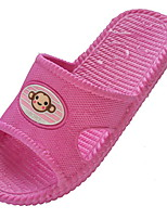Недорогие -Тапочки для девочек Домашние тапки Обычные Этиленвинилацетат Один цвет