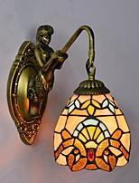 Недорогие -Ретро Настенные светильники Гостиная Металл настенный светильник 220-240Вольт 40 W
