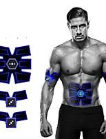 Недорогие -Abs-стимулятор / Брюшной тонизирующий пояс / Экспедитор Abs С пластик Электроника, Силовая тренировка, Тренажёр для приведения мышц в тонус EMS тренировка, Проработка мышц, ABS тренировка Для