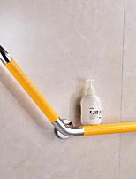 Недорогие -Поручень для ванны Новый дизайн / Cool Современный Нержавеющая сталь / железо / ABS + PC 1шт На стену