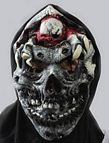 cheap -Holiday Decorations Halloween Decorations Halloween Masks / Halloween Entertaining Decorative / Cool Gray 1pc