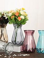 Недорогие -Искусственные Цветы 0 Филиал Классический / Односпальный комплект (Ш 150 x Д 200 см) Стиль Ваза Букеты на стол