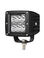 Недорогие -Lights Maker 1 шт. Автомобиль Лампы 18 W SMD 3030 6 Светодиодная лампа Противотуманные фары Назначение Универсальный Все года