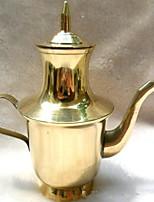 Недорогие -Металл Heatproof / Чайный нерегулярный 1шт чайник