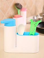 Недорогие -Кухонная организация Кухонные принадлежности Пластик Новый дизайн / Творческая кухня Гаджет 1шт