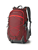cheap -40 L Hiking Backpack - Wearable, Sweat-Wicking Outdoor Hiking, Camping, Snowboarding 100g / m2 Polyester Knit Stretch Grey, Camouflage, Burgundy